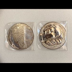 2005 Star Wars Collectable Coins